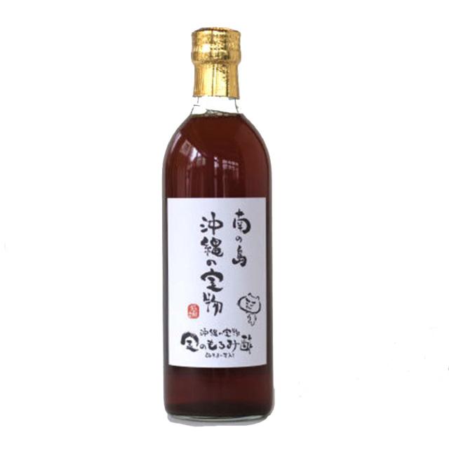 ぬちまーす入り 金のもろみ酢(500ml)