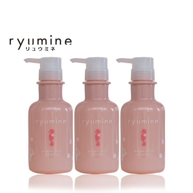 リュウミネ,シャンプー,アミノ酸洗浄,植物性ヒアルロン酸
