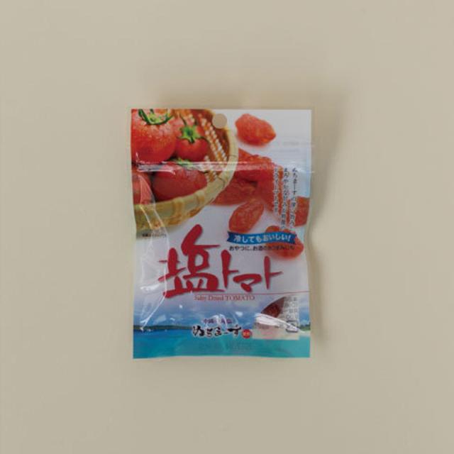ドライ塩トマトミニ(30g)【メール便可/9袋迄】