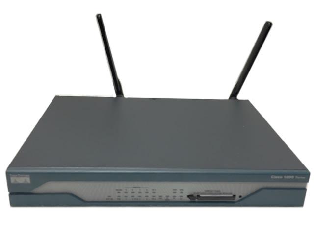 Cisco1812W 前面
