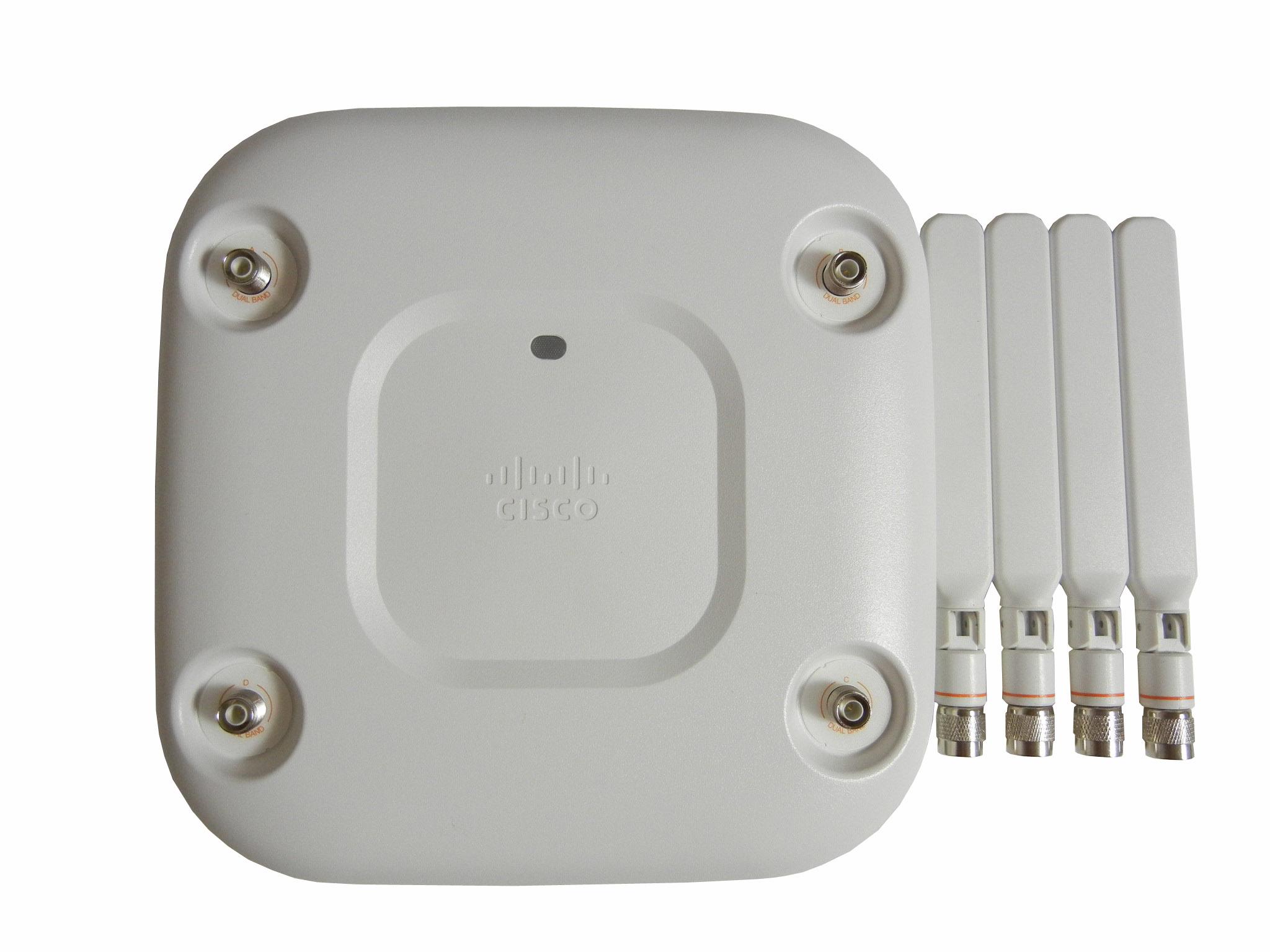 【中古品】Cisco Aironet 2700シリーズ アクセスポイント(AIR-CAP2702E-Q-K9)