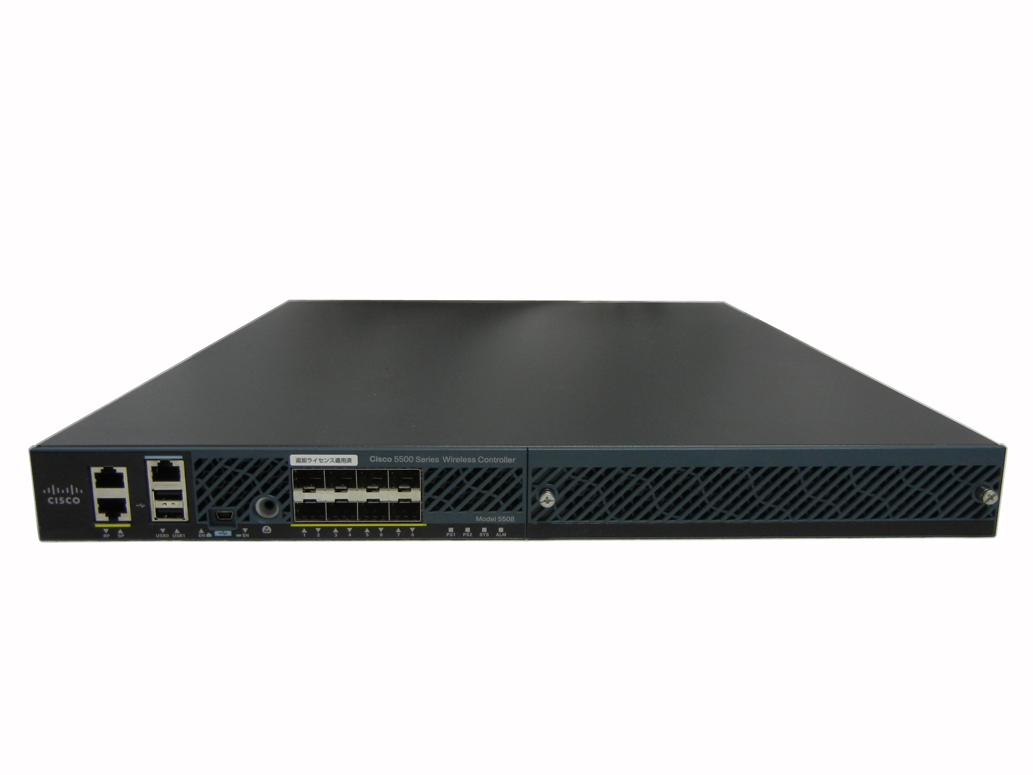 【中古】Cisco AIR-CT5508-100-K9