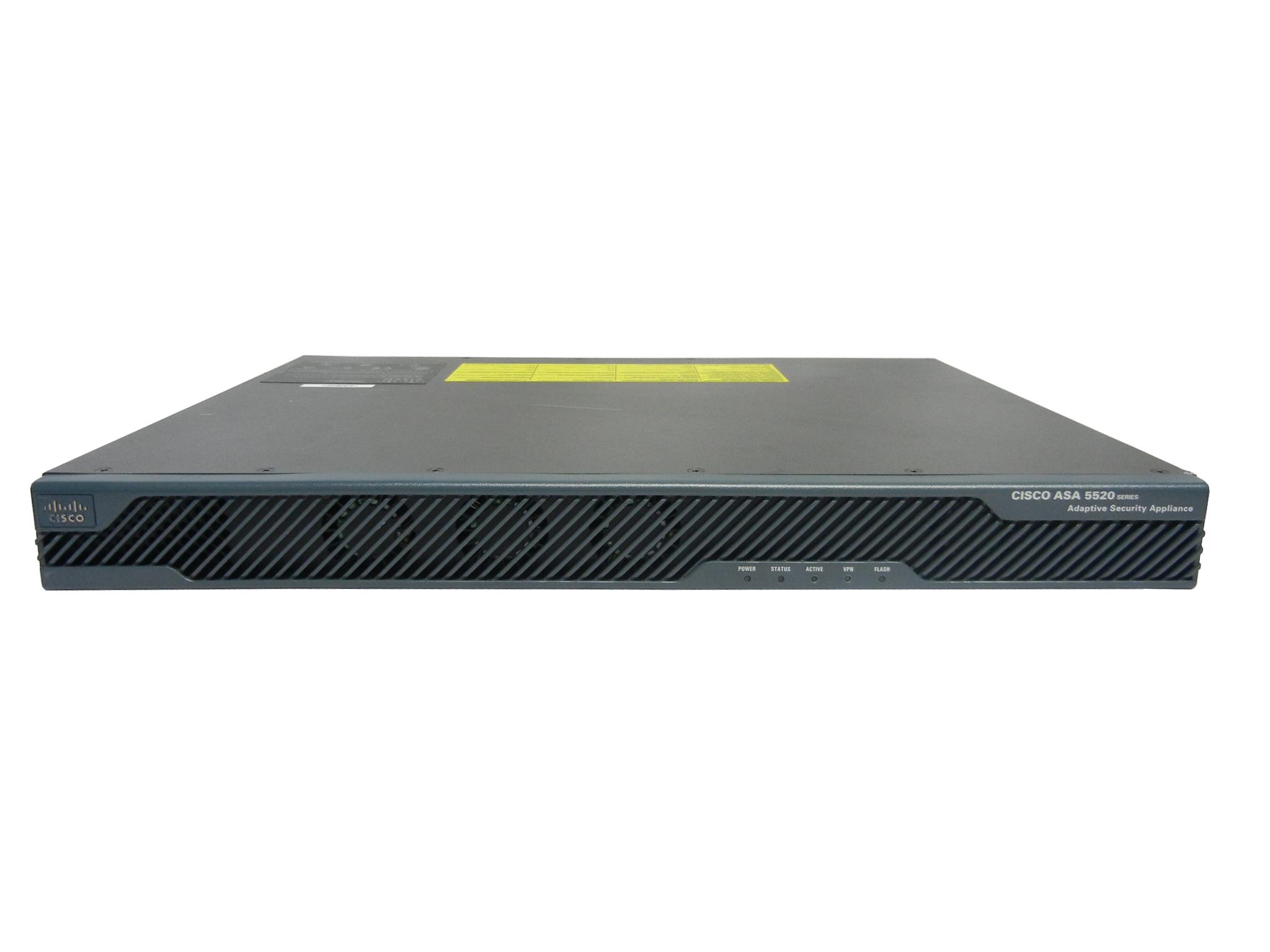 【中古】Cisco ASA 5520 (ASA5520-BUN-K9)