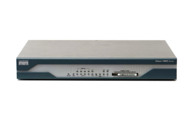Cisco1812J