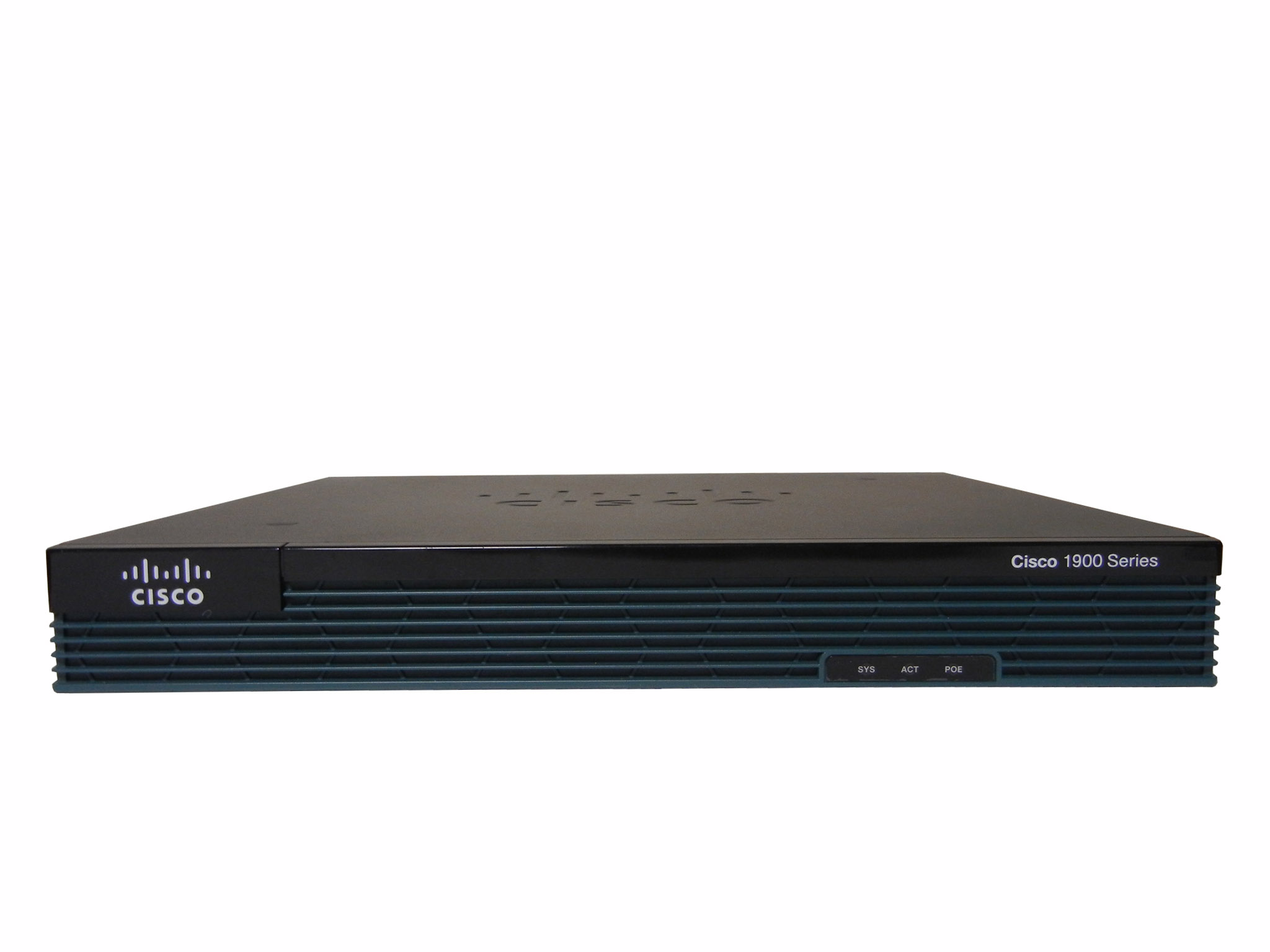 【中古】 Cisco1921/K9 (ipbasek9/securityk9/datak9) サービス統合型ルータ