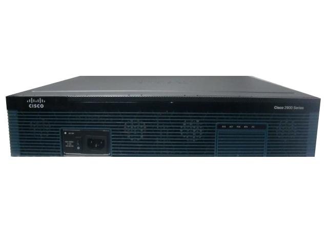 【中古】Cisco 2921/K9 サービス統合型ルータ