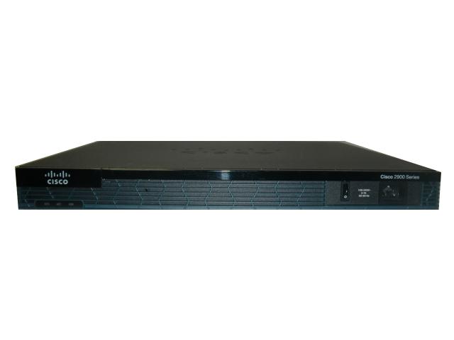 【中古】Cisco 2901/K9 サービス統合型ルータ