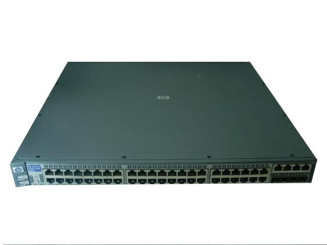 【中古】HP Procurve Switch 2848 (J4904A)