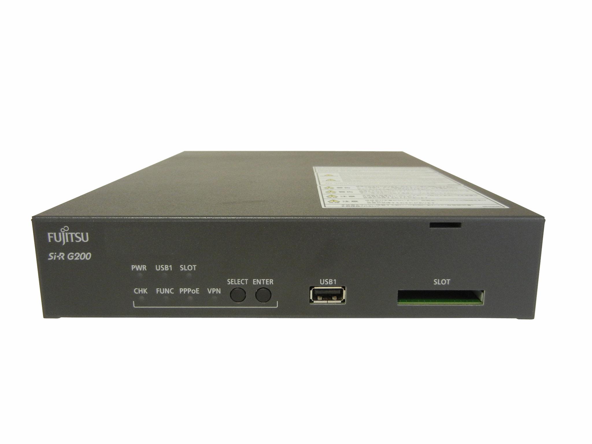 【中古】IPアクセスルータ Si-R G200