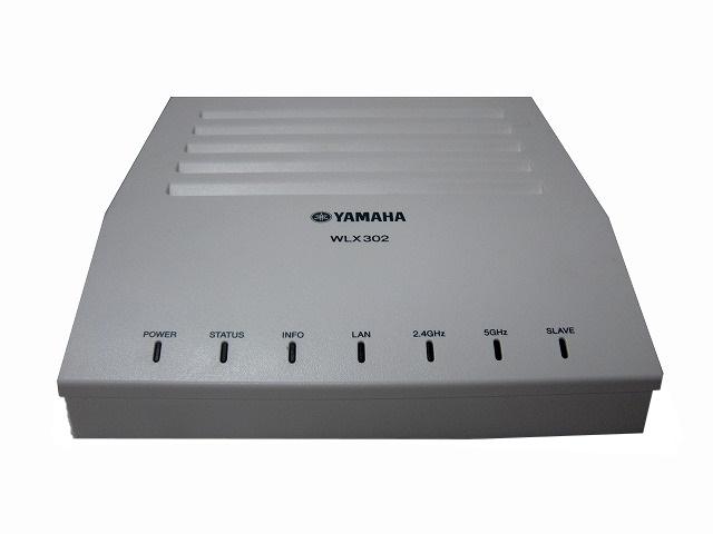【中古】YAMAHA 無線LANアクセスポイント WLX302