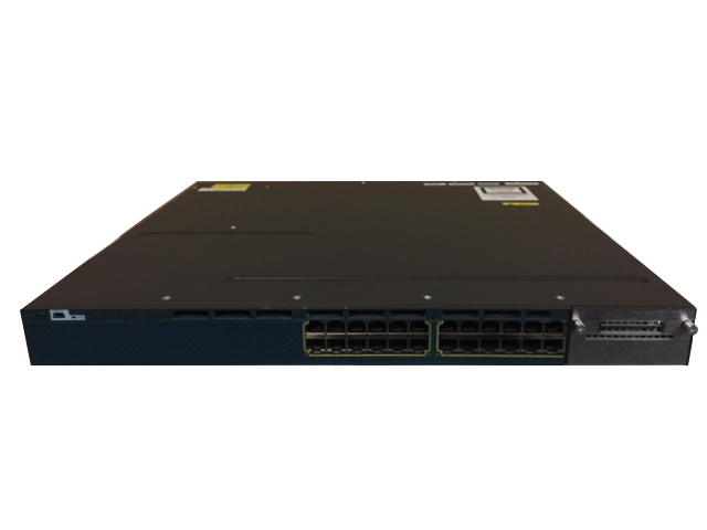 【中古】Cisco Catalyst 3560X-24T-L (WS-C3560X-24T-L)