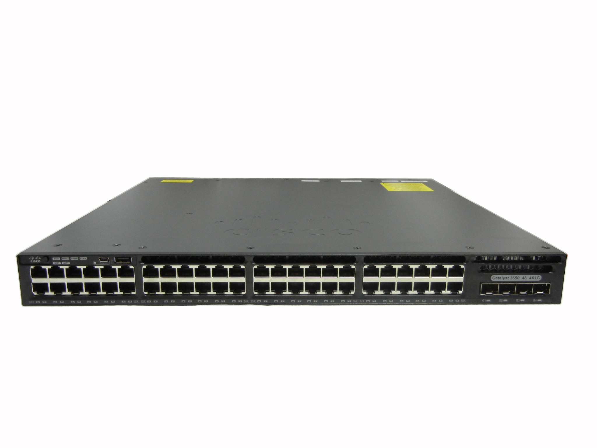 【中古】Cisco  Catalyst 3650-48TS-S