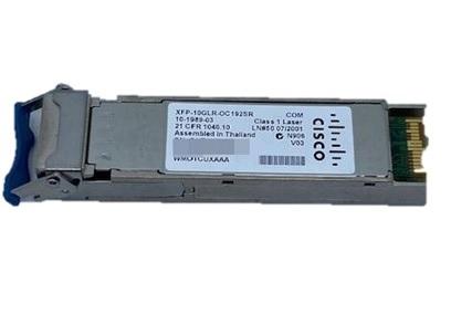 【中古】Cisco XFP-10GLR-OC192SR  XFP トランシーバーモジュール