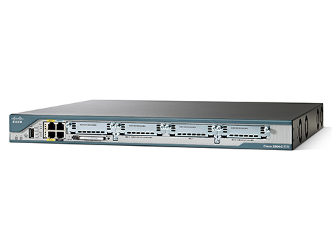 【中古】 Cisco2801 (D128M/F64M)