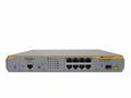 【中古】AT-x210-9GT Allied Telesis