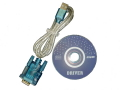 vitalcrew USB シリアル変換ケーブル  (USB 2.0 - D-sub9メス)