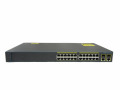 【中古】Cisco Catalyst 2960-Plus 24TC-L (WS-C2960+24TC-L)