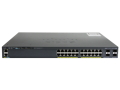【中古】Cisco Catalyst 2960X-24TS-L (WS-C2960X-24TS-L)