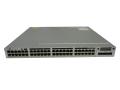 【中古】Cisco  Catalyst 3850-48T-S (WS-C3850-48T-S) デュアル冗長電源仕様