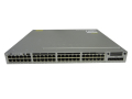 【中古】Cisco  Catalyst 3850-48T-S (WS-C3850-48T-S) 電源二重仕様