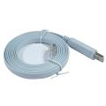vitalcrew Cisco互換 コンソールケーブル USB-RJ45 FTDIチップ搭載 CAB-USBRJ45-LB