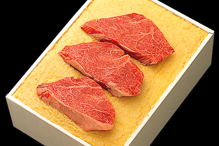 米沢牛米糀味噌漬(甘口) 3枚切 210g (K-30)
