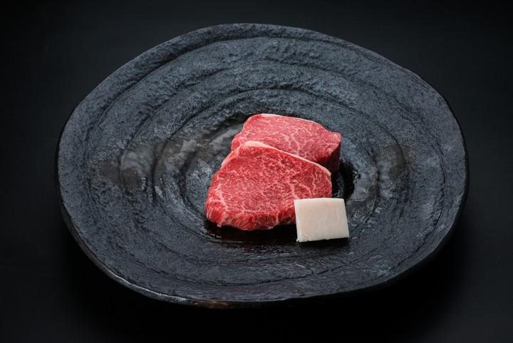 米沢牛ランプステーキ 130g×4枚 送料無料