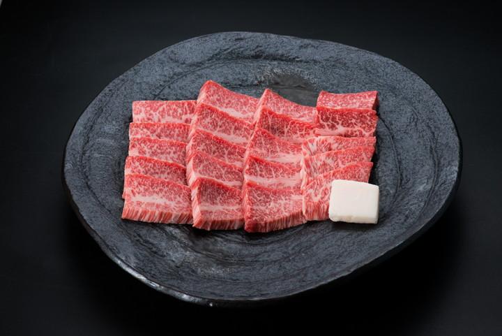 米沢牛カルビ(バラ)焼肉 450g