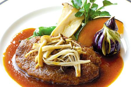 米沢牛入り和風ハンバーグ【冷凍】湯せん調理 単品