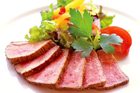 米沢牛ローストビーフ 300g 塩コショウ味