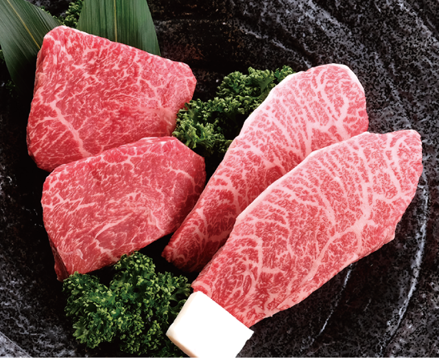 米沢牛ランプ・イチボステーキ(冷蔵)