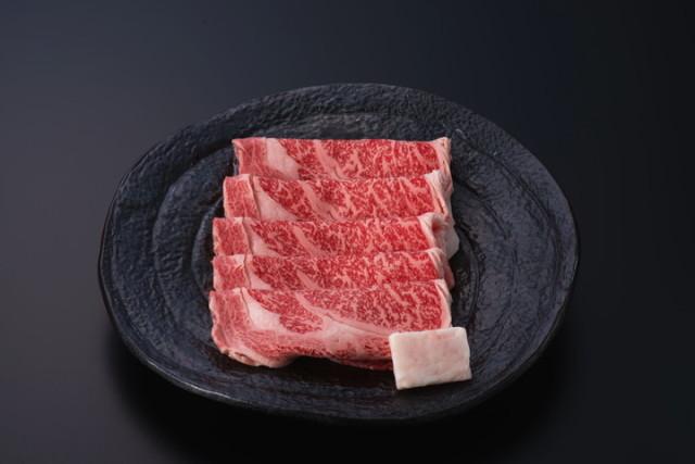米沢牛ロースすき焼き用 500g(タレ付) 送料無料(冷蔵)