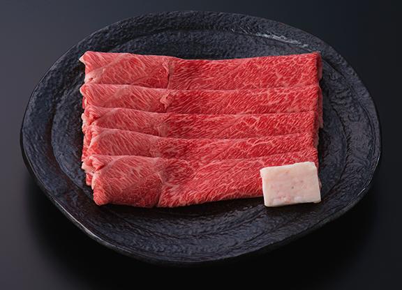 米沢牛肩すき焼き(冷蔵) トレー盛り