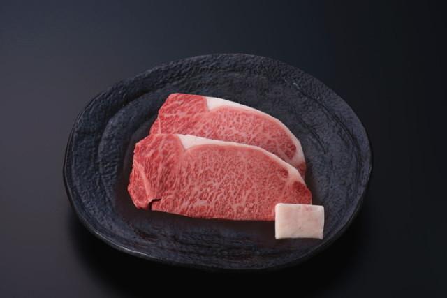 米沢牛サーロインステーキ