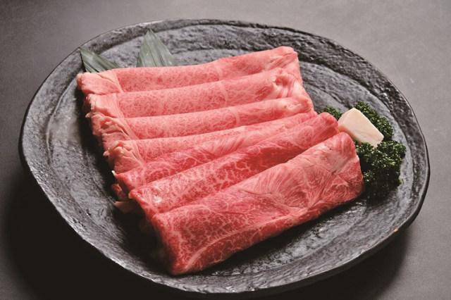 米沢牛すき焼き盛り合わせ(タレ付)