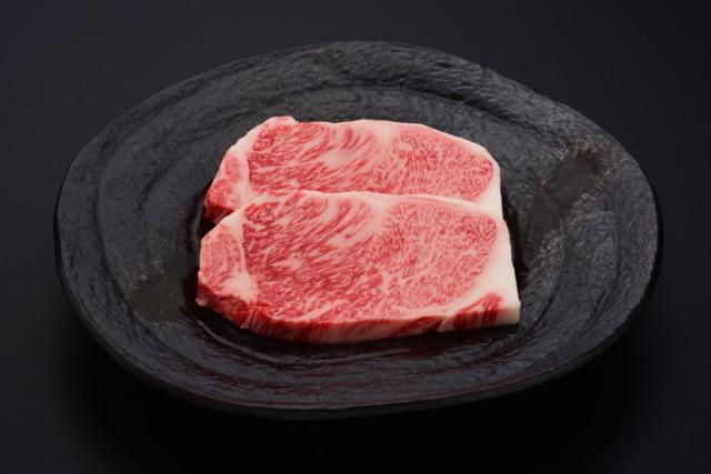 悠修牛サーロインステーキ(冷蔵) トレー盛り