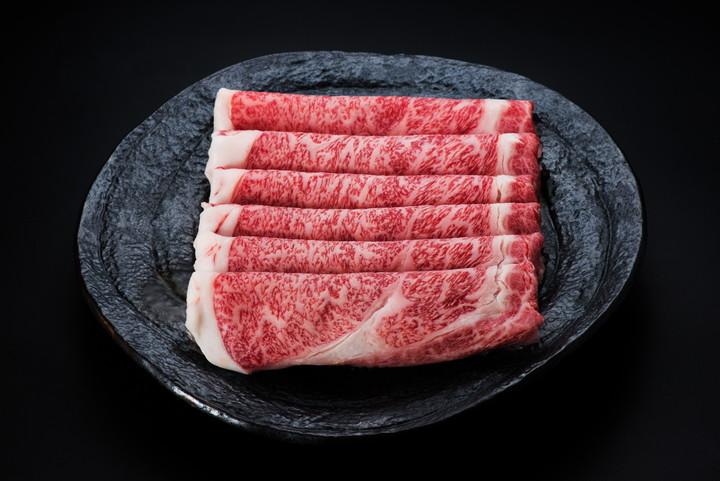 米沢牛ロースしゃぶしゃぶ(冷蔵) トレー盛り