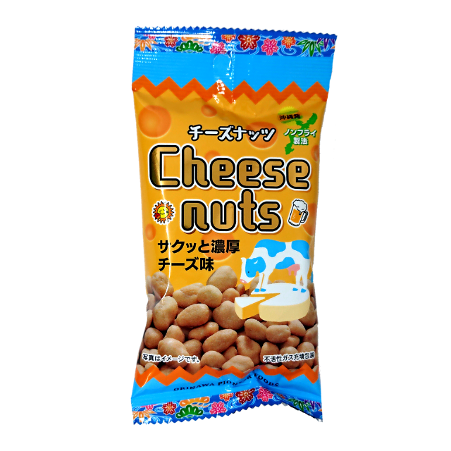 チーズナッツ 40g