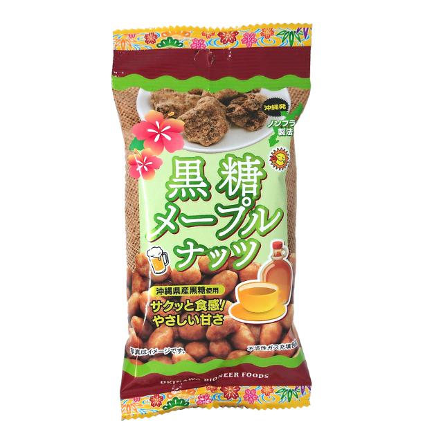 黒糖メープルナッツ 40g