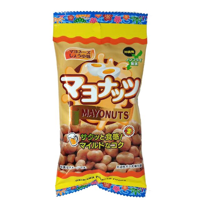 マヨナッツ(マヨネーズしょうゆ味) 40g