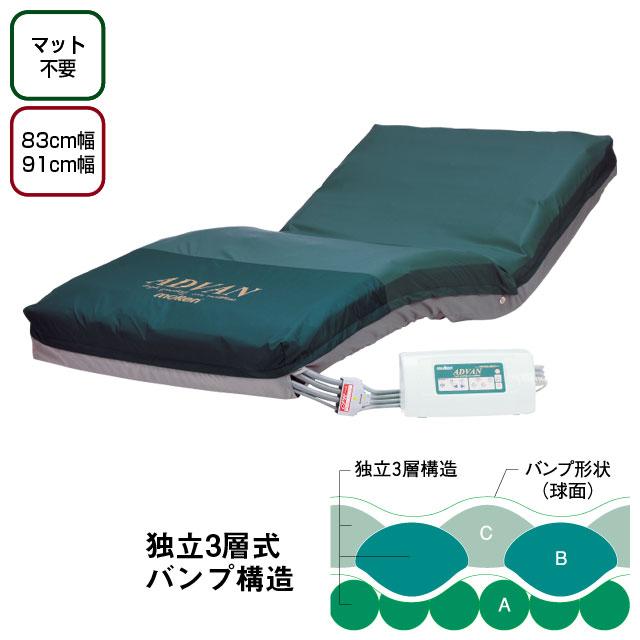 アドバン【介護用品:床ずれマット】