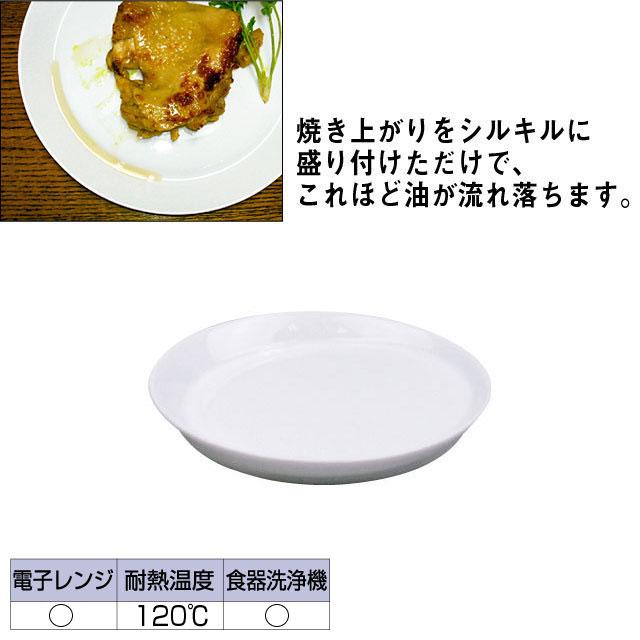 シルキル(ダイエットプレート) 小丸皿