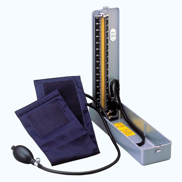 卓上型血圧計(水銀式) 601【介護用品:血圧計】