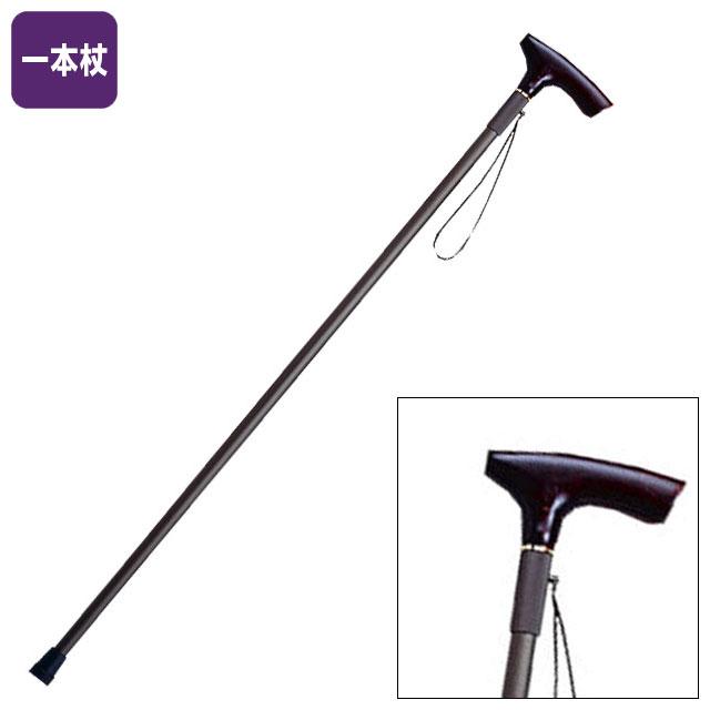 楓(かえで)軽合金 L型(標準型) WS-04【介護用品:アルミ杖】