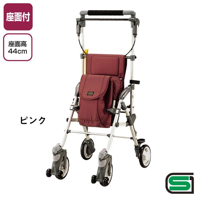 コンビキャリースルーンN【介護用品:シルバーカー】