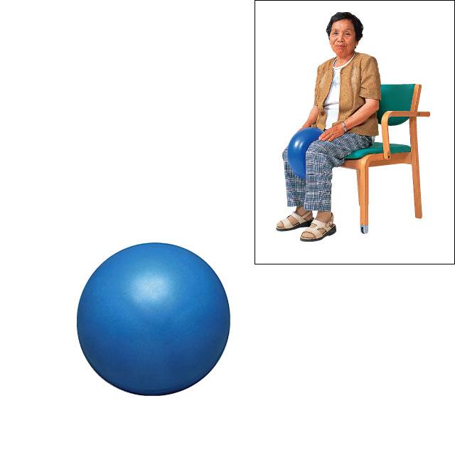 バランスボールミニ 20cm【介護用品:バランスボール】