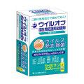 ウイルオフ 嘔吐物処理用凝固剤5袋パック(ウイルオフスプレー付き)