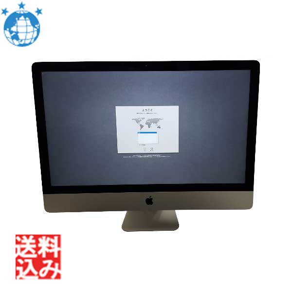 中古 Apple iMac 27inch Late2012 A1419 Core i7-3.4GHz メモリ8G HDD1TB GeForceGTX675MX