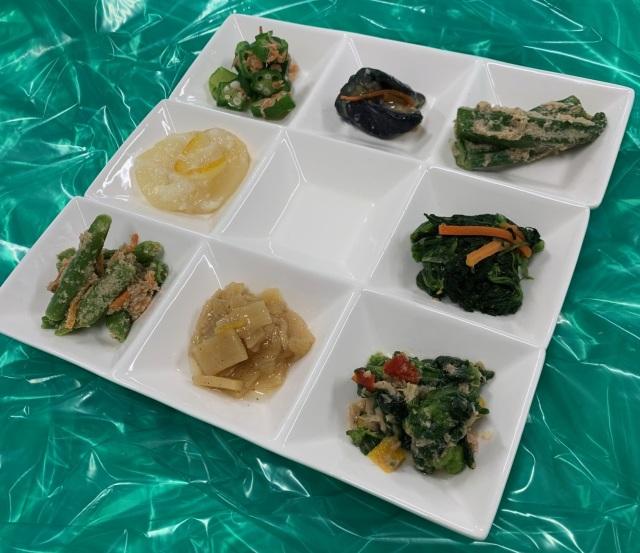 京のおばんざい8種アソート【春夏】(冷凍)