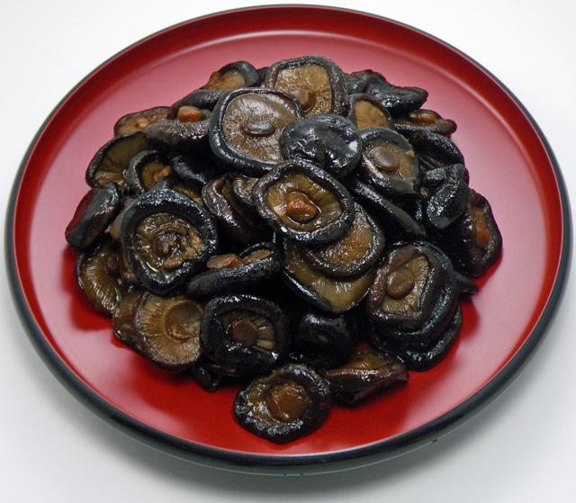味付け椎茸(1kg、冷蔵)